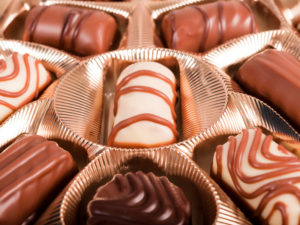 ilerfred sectores dulces chocolate