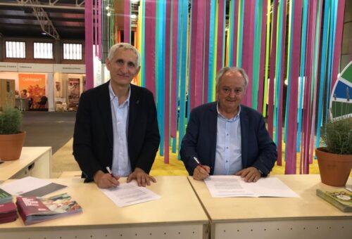 ILERFRED y el IRTA firman un acuerdo marco